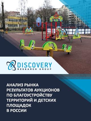 Маркетинговое исследование - Анализ результатов аукционов по благоустройству территорий и детских площадок в России