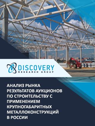 Маркетинговое исследование - Анализ результатов аукционов по строительству с применением крупногабаритных металлоконструкций в России