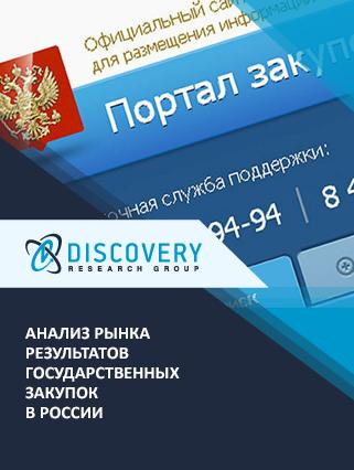 Маркетинговое исследование - Анализ результатов государственных закупок в России