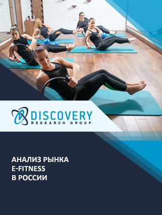 Маркетинговое исследование - Анализ рынка e-fitness в России