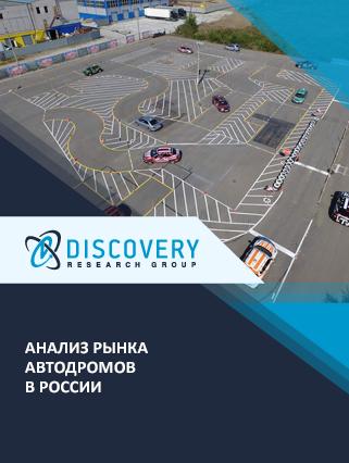 Маркетинговое исследование - Анализ рынка автодромов в России