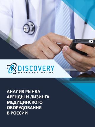 Маркетинговое исследование - Анализ рынка аренды и лизинга медицинского оборудования в России