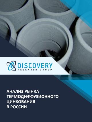 Маркетинговое исследование - Анализ рынка термодиффузионного цинкования в России