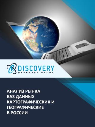 Анализ рынка баз данных картографических и географические в России