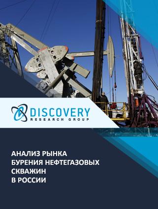 Анализ рынка бурения нефтегазовых скважин в России