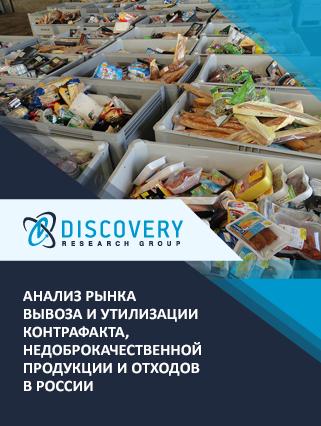 Маркетинговое исследование - Анализ рынка вывоза и утилизации контрафакта, недоброкачественной продукции и отходов в России