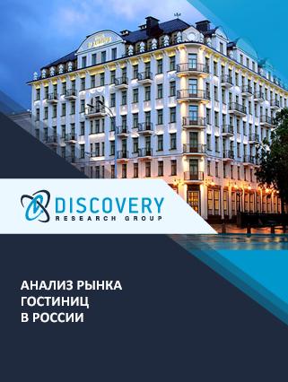 Маркетинговое исследование - Анализ рынка гостиниц в России