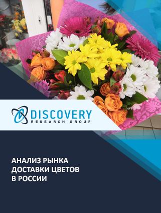 Маркетинговое исследование - Анализ рынка доставки цветов в России