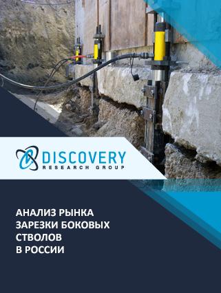 Маркетинговое исследование - Анализ рынка зарезки боковых стволов в России