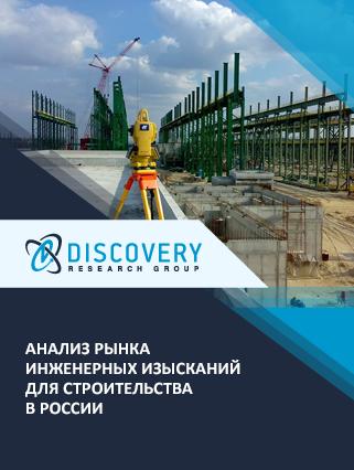 Анализ рынка инженерных изысканий для строительства в России