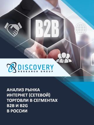 Маркетинговое исследование - Анализ рынка интернет (сетевой) торговли в сегментах B2B и B2G в России