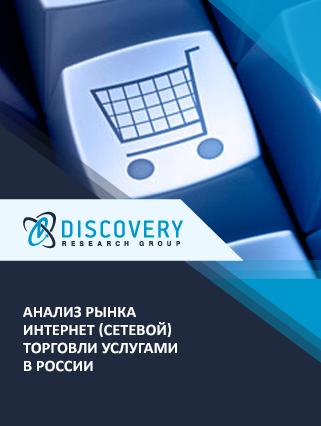 Анализ рынка интернет (сетевой) торговли услугами в России