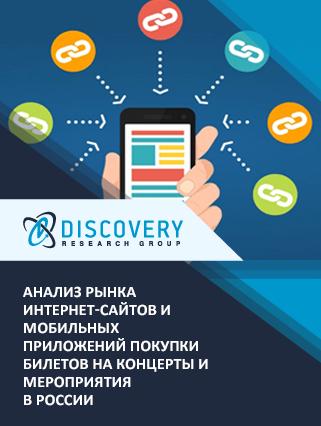 Анализ рынка интернет-сайтов и мобильных приложений покупки билетов на концерты и мероприятия в России