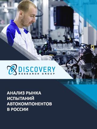 Анализ рынка испытаний автокомпонентов в России