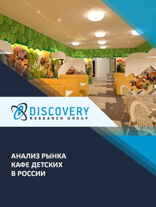 Маркетинговое исследование - Анализ рынка кафе детских в России