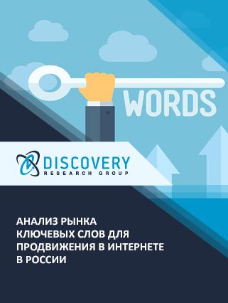 Анализ рынка ключевых слов для продвижения в интернете в России
