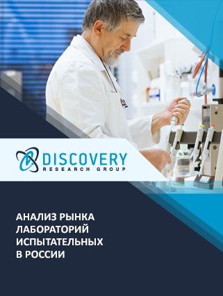Маркетинговое исследование - Анализ рынка лабораторий испытательных в России