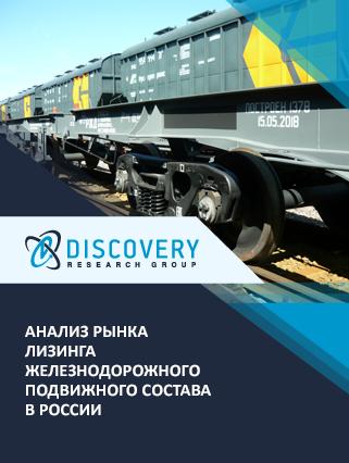 Маркетинговое исследование - Анализ рынка лизинга железнодорожного подвижного состава в России