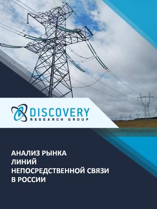 Маркетинговое исследование - Анализ рынка линий непосредственной связи в России