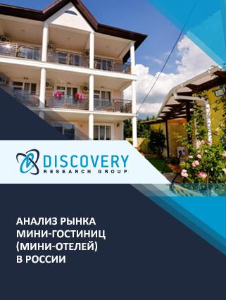 Маркетинговое исследование - Анализ рынка мини-гостиниц (мини-отелей) в России