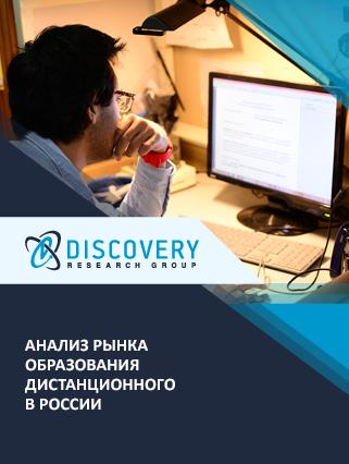 Анализ рынка образования дистанционного в России