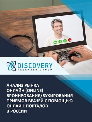 Маркетинговое исследование - Анализ рынка онлайн (online) бронирования/букирования приемов врачей с помощью онлайн-порталов в России