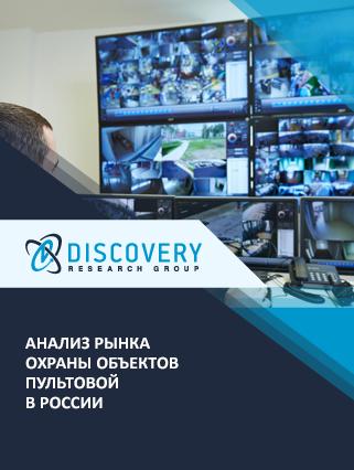 Маркетинговое исследование - Анализ рынка охраны объектов пультовой в России