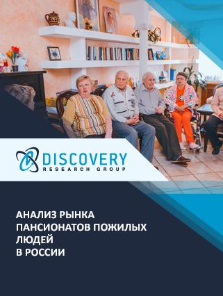 Маркетинговое исследование - Анализ рынка пансионатов пожилых людей в России