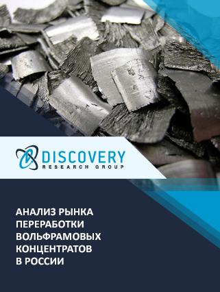 Анализ рынка переработки вольфрамовых концентратов в России