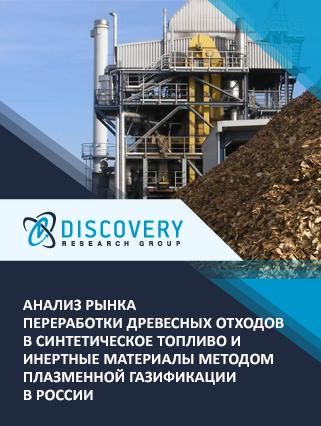 Маркетинговое исследование - Анализ рынка переработки древесных отходов в синтетическое топливо и инертные материалы методом плазменной газификации в России