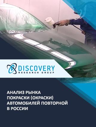 Маркетинговое исследование - Анализ рынка покраски (окраски) автомобилей повторной в России