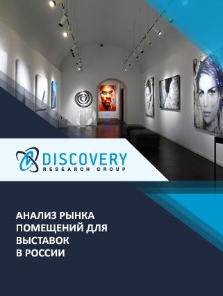 Анализ рынка помещений для выставок в России