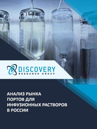 Маркетинговое исследование - Анализ рынка портов для инфузионных растворов в России