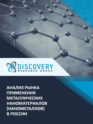Анализ рынка применения металлических наноматериалов (нанометаллов) в России