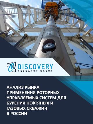 Анализ рынка применения роторных управляемых систем для бурения нефтяных и газовых скважин в России