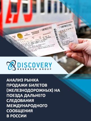 Маркетинговое исследование - Анализ рынка продажи билетов (железнодорожных) на поезда дальнего следования международного сообщения в России