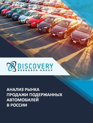 Маркетинговое исследование - Анализ рынка продажи подержанных автомобилей в России