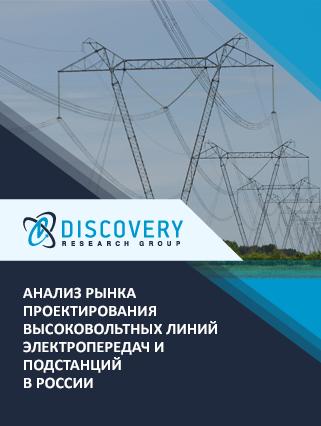 Анализ рынка проектирования высоковольтных линий электропередач и подстанций в России
