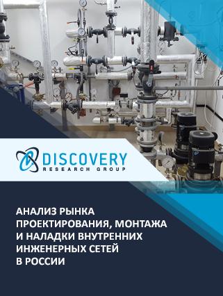 Анализ рынка проектирования, монтажа и наладки внутренних инженерных сетей в России