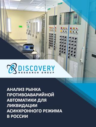Анализ рынка противоаварийной автоматики для ликвидации асинхронного режима в России