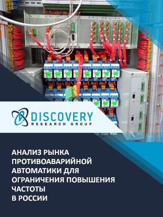 Анализ рынка противоаварийной автоматики для ограничения повышения частоты в России