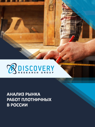 Анализ рынка работ плотничных в России