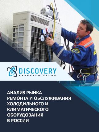 Маркетинговое исследование - Анализ рынка ремонта и обслуживания холодильного и климатического оборудования в России