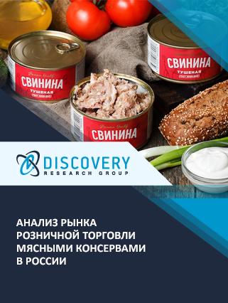 Маркетинговое исследование - Анализ рынка розничной торговли мясными консервами в России