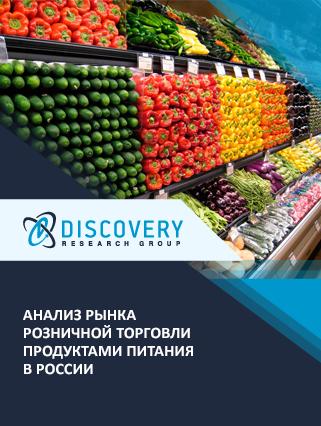 Маркетинговое исследование - Анализ рынка розничной торговли продуктами питания в России