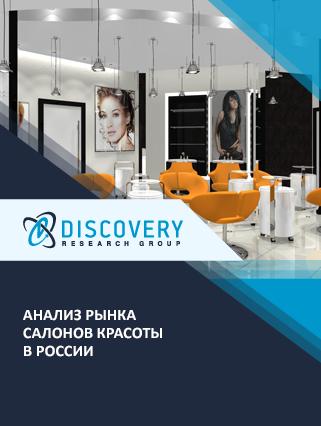 Анализ рынка салонов красоты в России