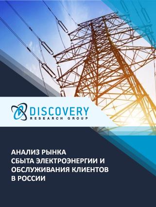 Маркетинговое исследование - Анализ рынка сбыта электроэнергии и обслуживания клиентов в России