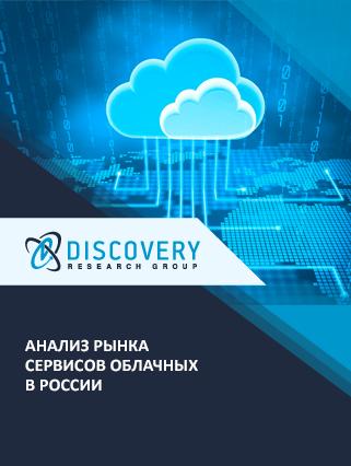 Анализ рынка сервисов облачных в России