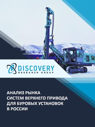 Анализ рынка систем верхнего привода для буровых установок в России