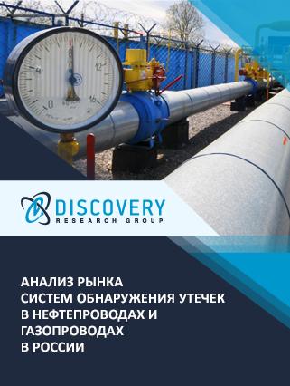 Маркетинговое исследование - Анализ рынка систем обнаружения утечек в нефтепроводах и газопроводах в России